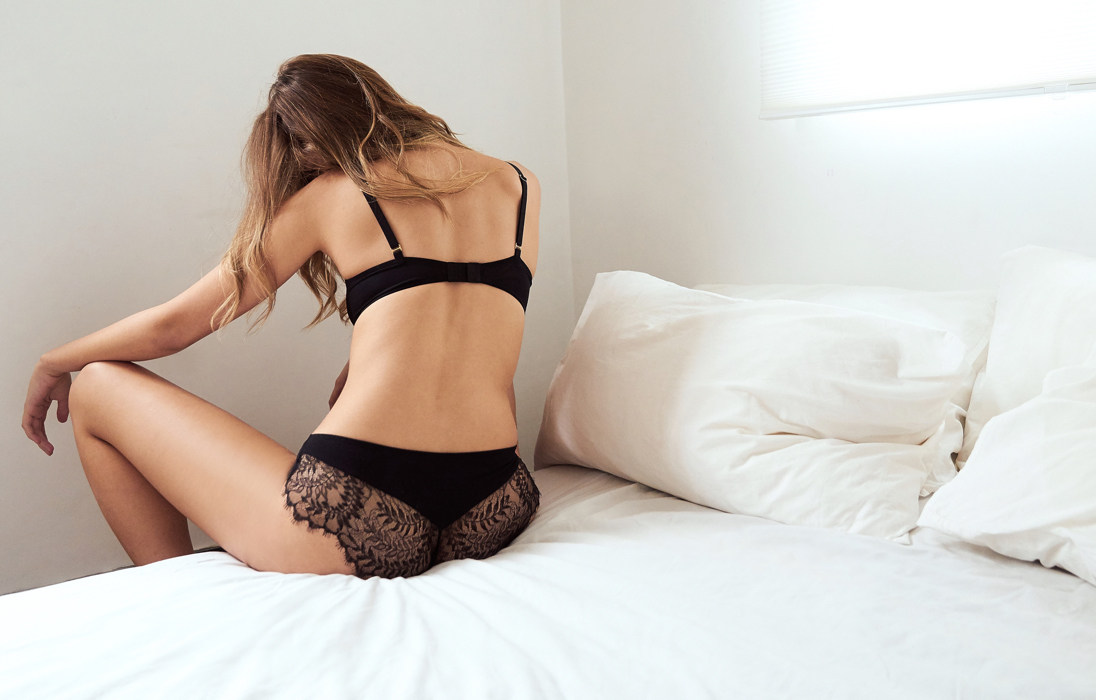 french lace lingerie